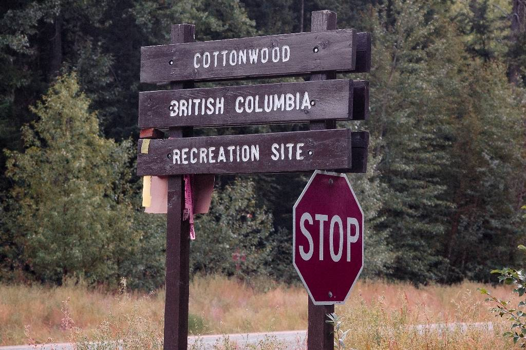 Cottonwood Recreation Site