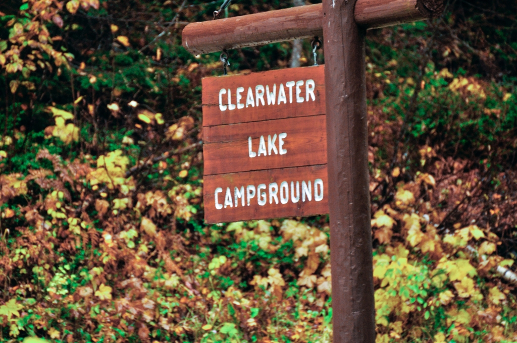 Clearwater Lake Campground